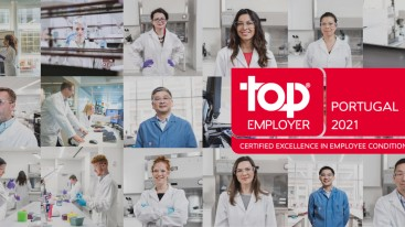 Novartis é Top Employer 2021 em Portugal